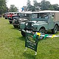 Land Rover familly's