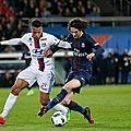 Buts PSG <b>Lyon</b> résumé vidéo Paris SG - OL (2-1)