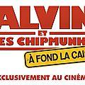 Alvin et les chipmunks 4 : A fond la <b>caisse</b>
