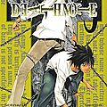 Tsugumi OHBA -Takeshi OBATA : DeathNote T5