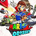Le mode coop du jeu Super Mario Odyssey