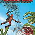 Panini <b>Marvel</b> Now Deadpool