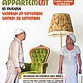 Théâtre en <b>appartement</b>