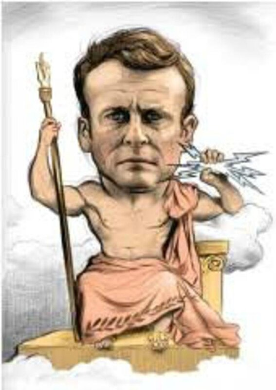 JACOBINISME: Macronaparte 1er veut NATIONALISER la formation professionnelle