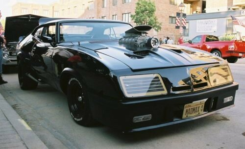 L'Interceptor de Mad Max