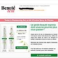 Beauté-<b>test</b>: l'incontournable Shampooing Sec au lait d'Avoine Spray de Klorane à <b>tester</b> 🎁🎁