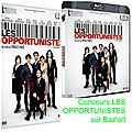 Concours Les opportunistes : 1 DVD + 1 <b>Blu</b> Ray à gagner!!