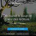 BlablaLivre : un <b>réseau</b> <b>social</b> pour amateurs de livres à la sauce Twitter