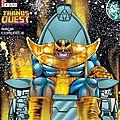 Panini <b>Marvel</b> Thanos