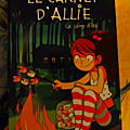 LE CARNET D'ALLIE 8 - LE CAMP D'<b>ETE</b>