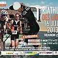 Triathlon des <b>Lions</b>