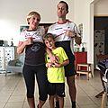 La Portandez family en Polynésie