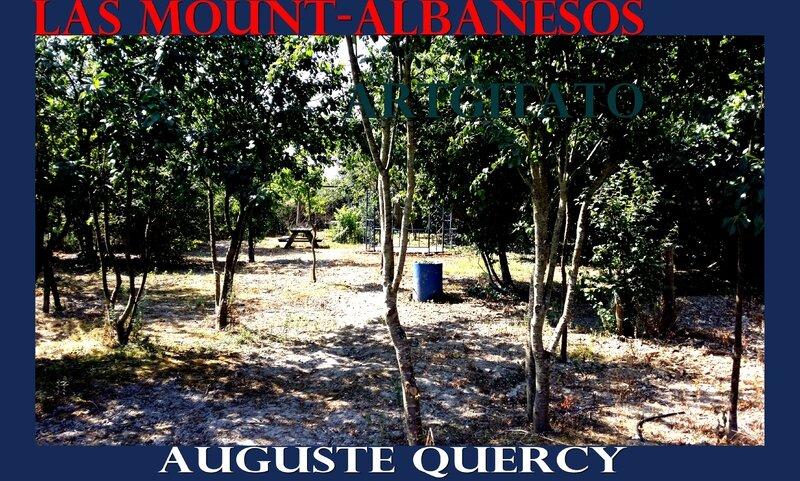 Auguste Quercy Las Mount-Albanesos Artgitato
