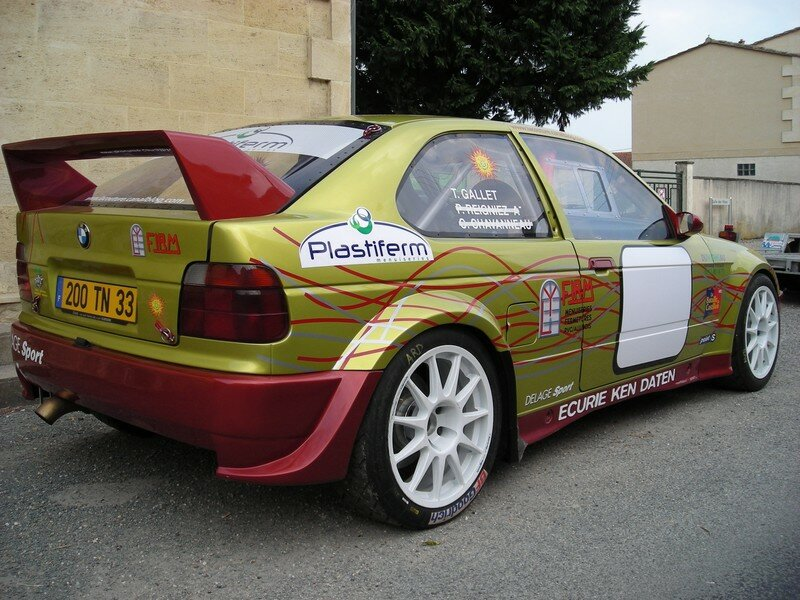 French Compact Rally Car 318ti Org Forum