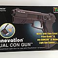 Mon nouveau Dual CON GUN