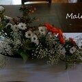 composition <b>florale</b> mars