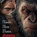 La planète des singes : suprématie de <b>Matt</b> Reeves