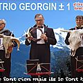 trio georgin plus ou moins un