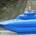 Submersible <b>modèle</b> réduit RC.-10-