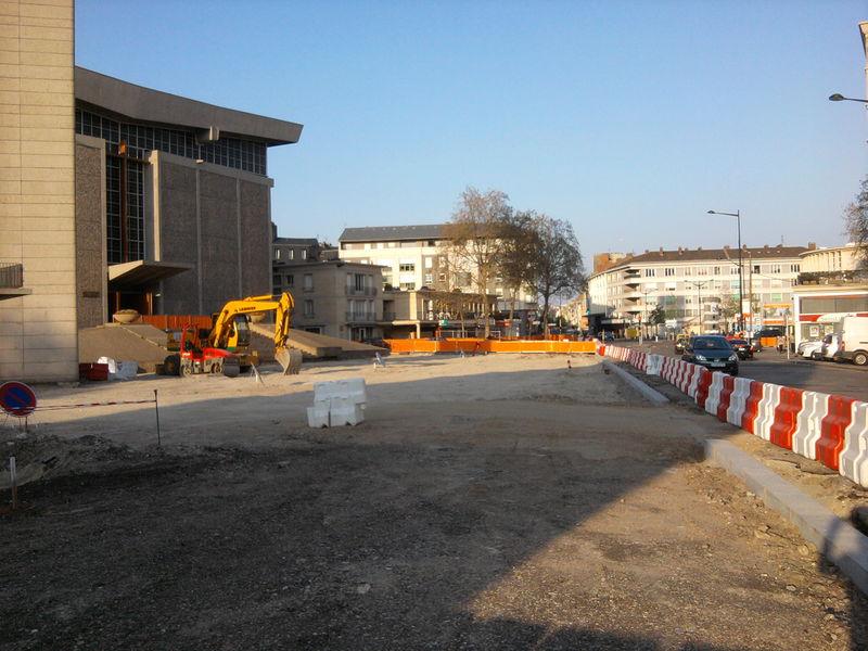 Tramway : En direct du chantier - Page 3 63777169