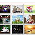 Des logos personnalisables à découvrir sur m.Mobifun