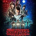 Stranger Things - <b>série</b> 2016 - Netflix