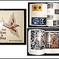 Jean Picart le Doux : Murs de <b>soleil</b> - Texte de Maurice Bruzeau