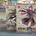 <b>Bride</b> story 5€ pièce, Alice 19th 4.50€ pièce