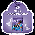 Noveautés : <b>Milka</b> Choco-mix OREO