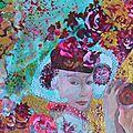 Lili KS, artiste peintre, palette de l'éternel féminin.