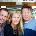 Émission THE NAKED CHEF avec Jamie Oliver sur la chaîne VOYAGE