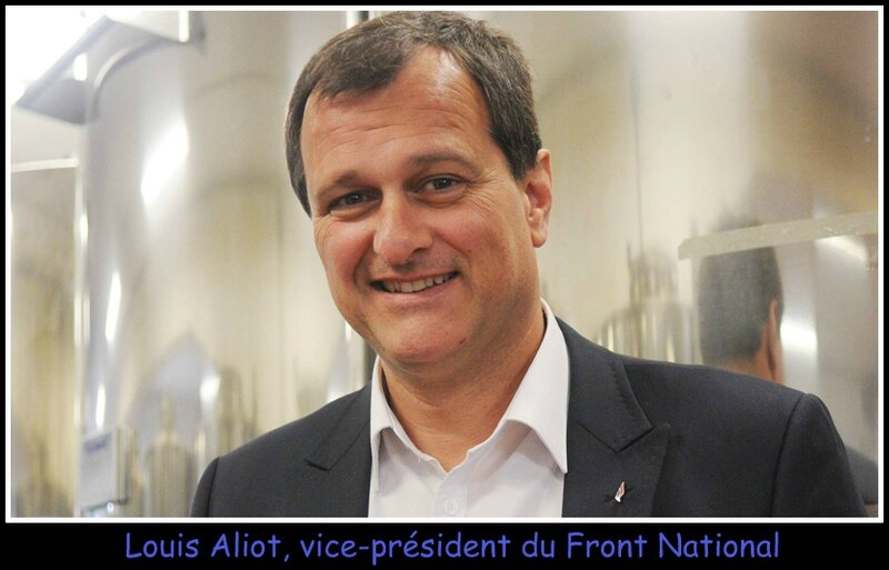 Aliot Louis FN