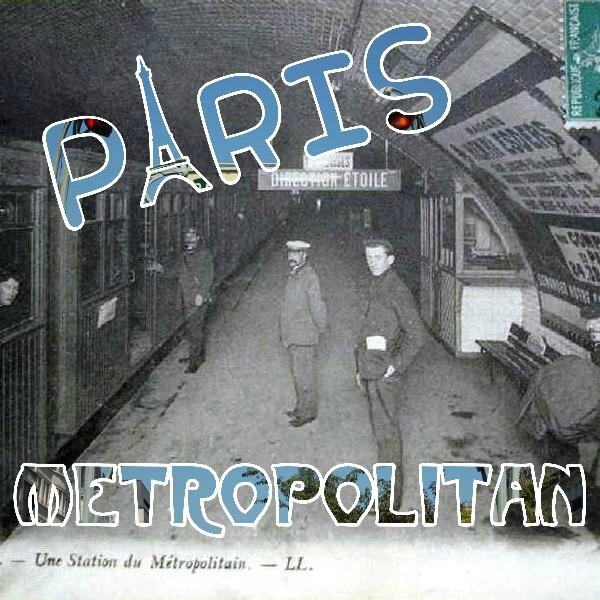 METROPOLITAIN 2- PHOTO internet avec autorisation