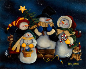 Carter__Jamie___Snowman_Collection3