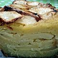 CROQUE -CAKE POMMES <b>CANNELLE</b>