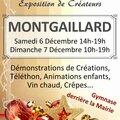 Marché de Noël à Montgaillard