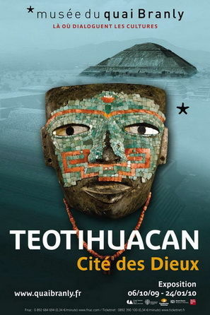 Teotihuacan_affiche