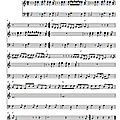 Busted (Partition - Sheet Music)