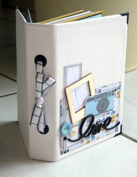 Mini Album Love Le Scrap De Carol Bloglovin