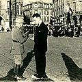 1955 : Décorations reçues à titre posthume