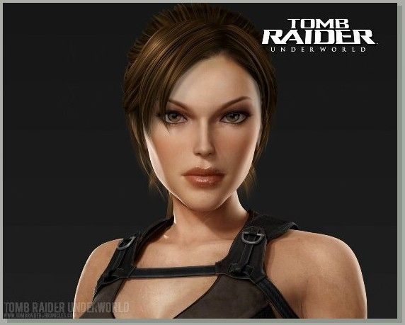 Lara Croft - Tomb Raider Underworld