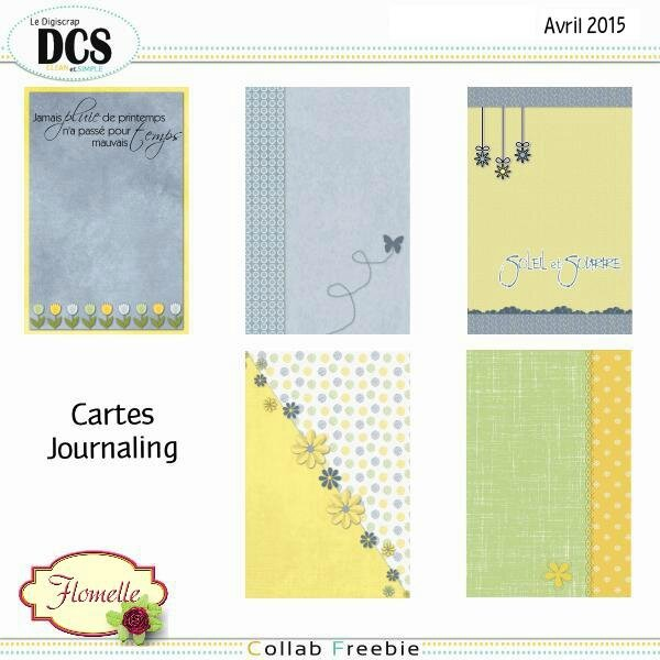 Flomelle - DCS -cartes jounaling avril 2015 pv