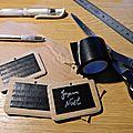 Tuto-idées pour petits paquets cadeaux et étiquettes...