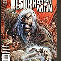 New 52 : Resurrection <b>Man</b>