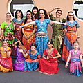 KAMALA Danse Indienne ODISSI, BOLLYWOOD & TRIBAL INDIEN