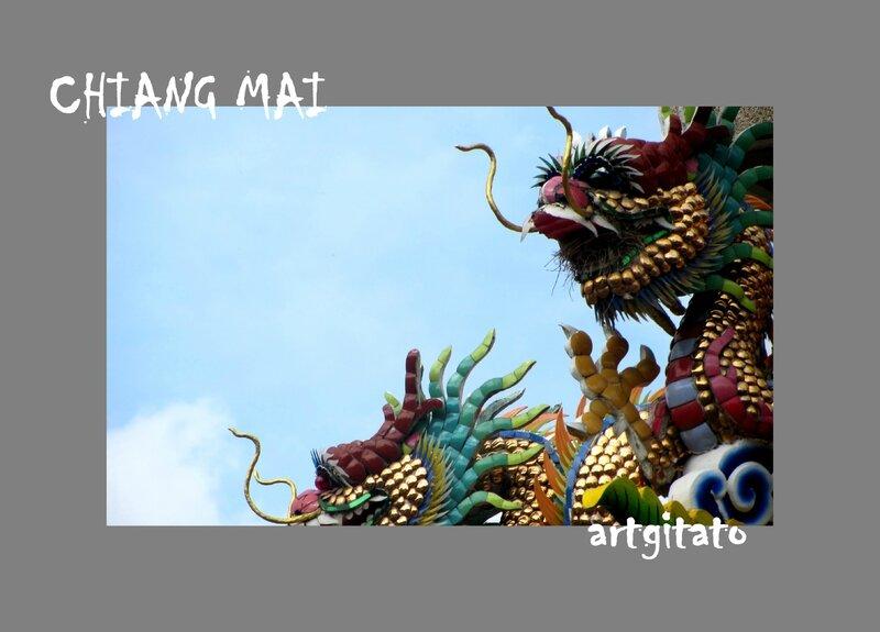 Chiang Mai Artgitato Thailande Thailand 4