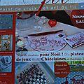 Magazine Passion Fil- Thème Noël