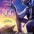 Le BFG (Beau Film Gentil) de Spielberg
