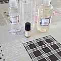 DIY: eau de nettoyage bébé