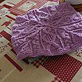 KAL pour tricoter le plaid GAAA
